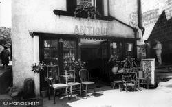 The Antique Shop c.1965, Robin Hood's Bay