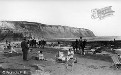 The Beach c.1960, Robin Hood's Bay