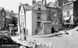 The Dock c.1955, Robin Hood's Bay