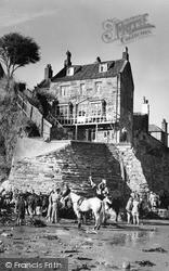 The Ponies c.1955, Robin Hood's Bay