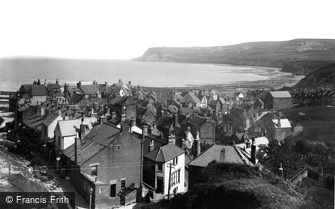 Robin Hood's Bay, the Town and Bay 1901
