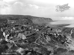 The Town And Bay 1927, Robin Hood's Bay