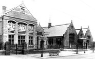 Rochdale, Art Gallery And Free Library 1906