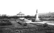Rochdale, Broadfield Park 1895