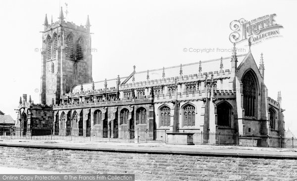 Photo of Rochdale, Church Of St Chad 1892