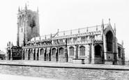 Rochdale, Church Of St Chad 1892