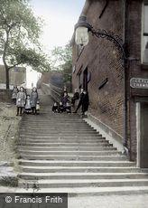 Rochdale, Church Steps 1913
