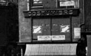 Rochdale, Costumier's Shop, Broadway c.1910
