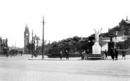 Rochdale, Esplanade 1902
