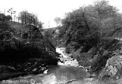 Rochdale, Healey Dell 1898