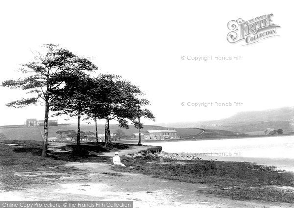 Photo of Rochdale, Hollingworth Lake 1892