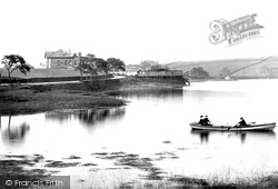 Rochdale, Hollingworth Lake 1895