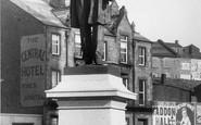 Rochdale, John Bright Statue 1892