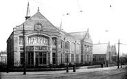 Rochdale, New Art College 1913