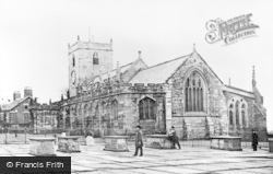 Rochdale, St Chad's Parish Church c.1865