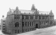 Rochdale, Technical School 1895