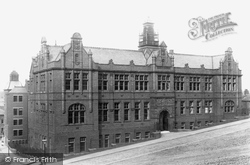 Rochdale, Technical School 1895