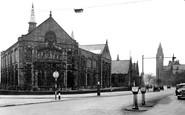Rochdale, The Art Gallery c.1955