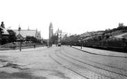 Rochdale, The Esplanade 1892