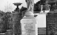 Rochdale, The Fountain 1902