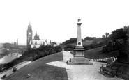 Rochdale, The Memorial 1902