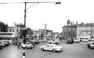 Rochdale, Town Centre 1966