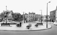 Rochdale, Town Centre c.1965