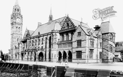 Rochdale, Town Hall 1892