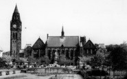 Rochdale, Town Hall c.1965