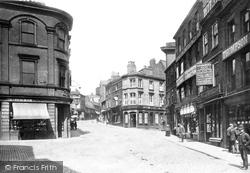 Rochdale, Yorkshire Street 1892