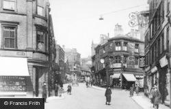 Rochdale, Yorkshire Street c.1930