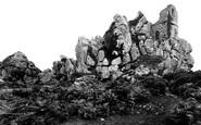 Roche, Hermits Chapel 1887