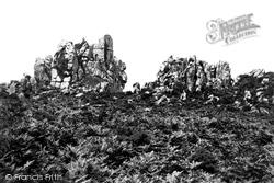 Roche, Rocks 1887
