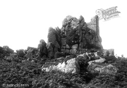 Roche, Rocks 1890