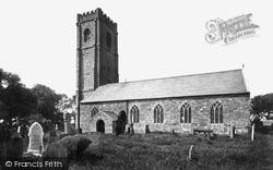Roche, St Gomonda's Church 1887