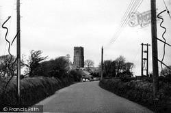 Roche, St Gomonda's Church c.1960