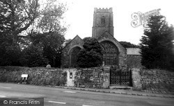 Roche, St Gomonda's Church c.1965