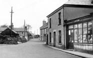 Roche, the Cross Roads c1955