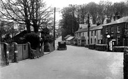 Roche, view from Crossroads c1955