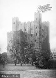 Rochester, Castle 1889