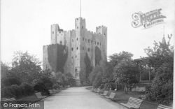 Rochester, Castle 1894