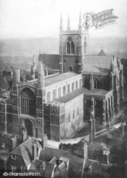 Rochester, Cathedral 1889