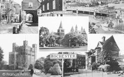 Rochester, Composite c.1955