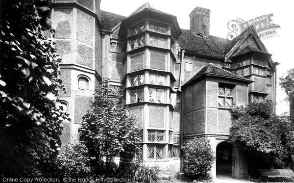Rochester, Eastgate House 1894