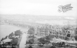 Rochester, From The Castle 1899