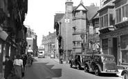 Rochester, High Street c1955