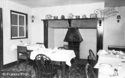 Rochester, The Dining Room, Redesdale Arms c.1965
