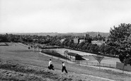 Rochester, the Park c1960