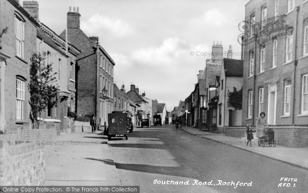 Rochford © Copyright The Francis Frith Collection 2005. http://www.francisfrith.com
