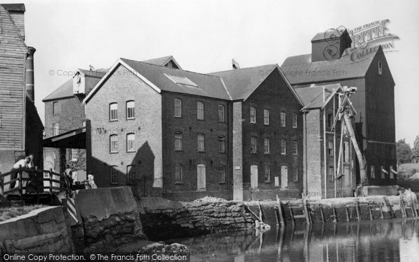 Rochford, Stambridge Mill c.1955